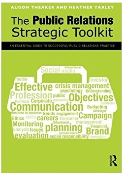 The public relations strategy toolkit
