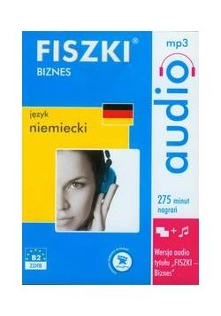 FISZKI audio Język niemiecki Biznes, nowa