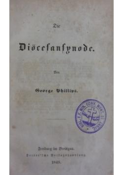 Die Diocefanfnnode,1849r.