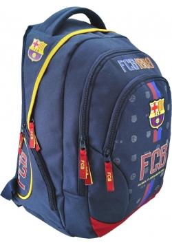 Plecak zaokrąglony FC Barcelona