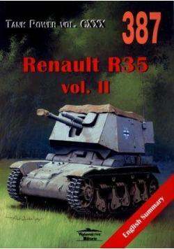 Renault R35 vol. II. Tank Power vol. CXXX 387