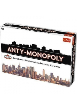 Anty-Monopoly TREFL