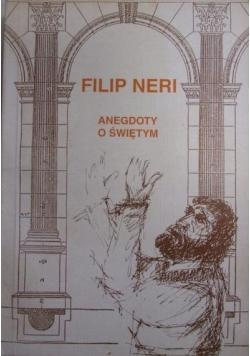 Filip Neri anegdoty o świętym