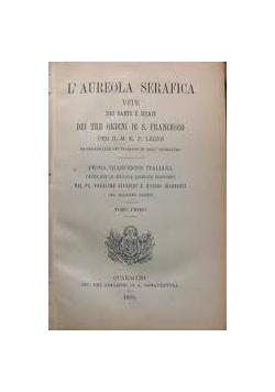 Vite dei Santi e beati dei tre ordini di San Francesco, 1898 r.