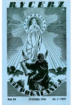 Rycerz Niepokalanej,  1936r.