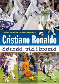 Cristiano Ronaldo. Sztuczki, triki i bramki