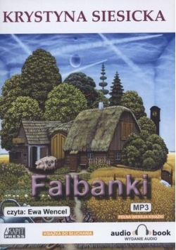 Falbanki. Książka audio CD MP3