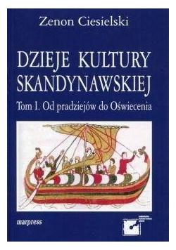 Dzieje kultury skandynawskiej T.1