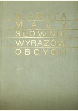 Mały słownik wyrazów obcych, 1936r