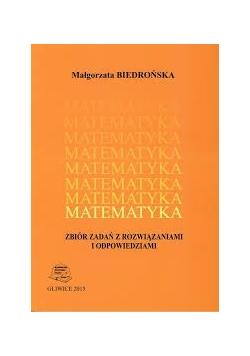 Matematyka zbiór zadań z rozwiązaniami i odpowiedziami