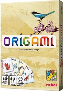 Origami REBEL