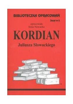 Biblioteczka opracowań nr 006 Kordian