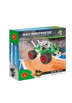 Mały konstruktor Monster Truck - Bad Boy ALEX