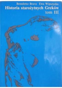 Historia starożytnych Greków, tom III