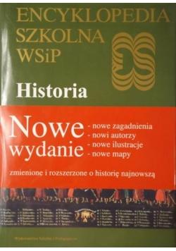Encyklopedia szkolna ,Historia nowe wydanie
