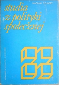 Studia z polityki społecznej