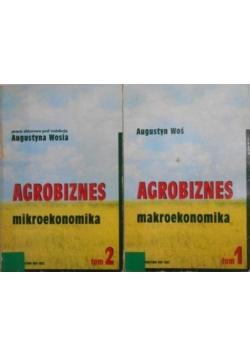 Agrobiznes - mikroekonomia, Tom 1 i 2