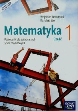 Matematyka 1 Podręcznik wieloletni