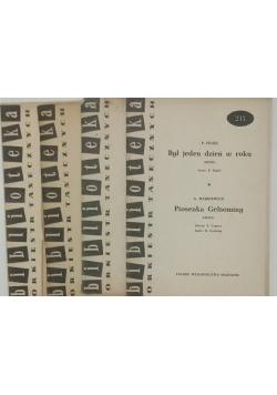 Biblioteka orkiestr tanecznych, zestaw 4 książek