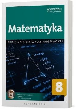 Matematyka SP 8 Podręcznik OPERON