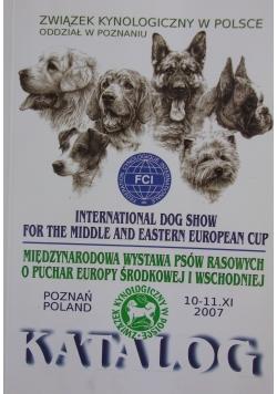 Międzynarodowa wystawa psów rasowych o puchar Europy
