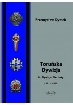 Toruńska dywizja. 4. Dywizja Piechoty 1921-1939