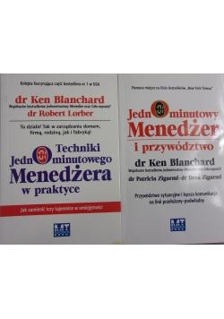 Jednominutowy menedżer i przywództwo/Techniki jednominutowego menedżera w praktyce