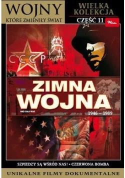 Zimna wojna 1946-1989, płyta DVD
