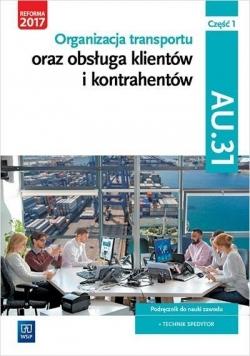 Organizacja transportu Kwal. AU.31 cz.1 WSiP