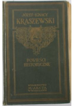 Powieści historyczne, 1928 r. Stach z Konar
