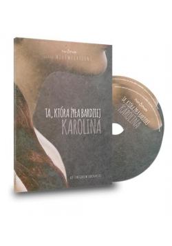 Ta, która żyła bardziej. Karolina. Audiobook