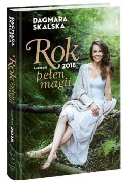 Kalendarz 2018 Rok pełen magii