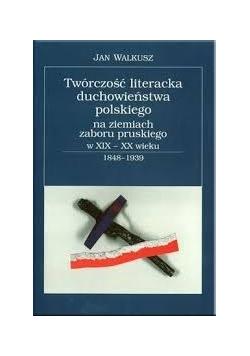 Twórczość literacka duchowieństwa polskiego