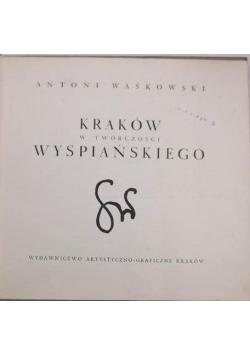 Kraków w twórczości Wyspiańskiego