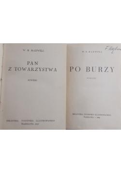 Pan z towarzystwa / Po burzy 1937 r.