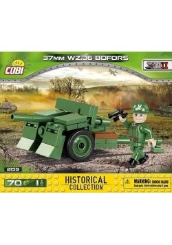 Small Army 37 mm wz.36 Bofors - szwedzka armata