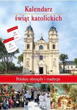 Kalendarz świąt katolickich