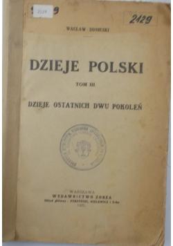 Dzieje Polski, tom III, 1925 R.