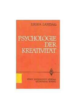 Psychologie der Kreativitat