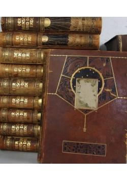 Der Mensch und die Erde, zestaw 10 książek
