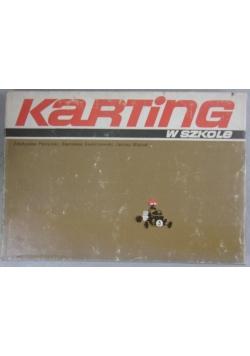 Karting w szkole