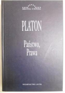 Platon - Państwo, Prawa