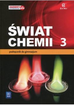 Świat chemii 3 Podręcznik