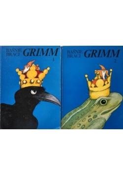 Baśnie braci Grimm T. I, II