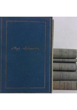 Noce i dnie, 6 tomów, ok 1934r.