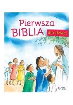 Pierwsza Biblia dla dzieci JEDNOŚĆ
