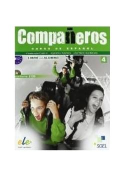 Companeros 4 podręcznik