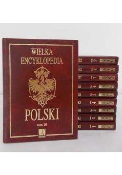 Karolczuk-Kędzierska Monika (red.) - Wielka encyklopedia Polski, tomy I-X