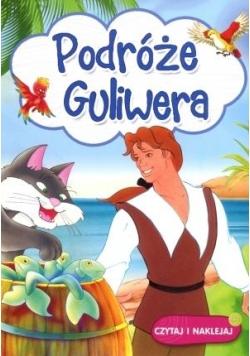 Czytaj i naklejaj - Podróże Guliwera