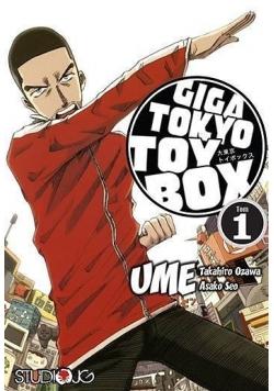 Giga Tokyo. Toy box t:1